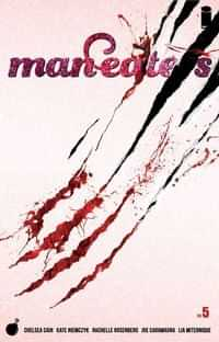 Man-Eaters #5 CVR B Miternique