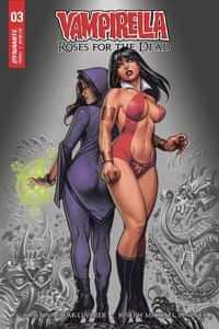 Vampirella Roses For Dead #3 CVR A Linsner