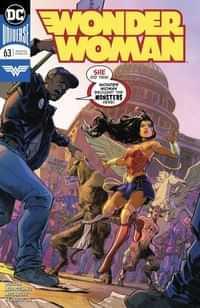 Wonder Woman #63 CVR A