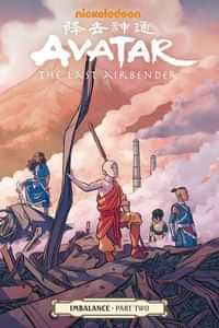 Avatar Last Airbender GN V17 Imbalance Part Two