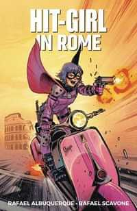 Hit-Girl TP Rome