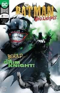 Batman Who Laughs #2 CVR A