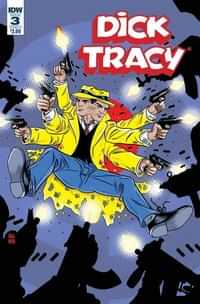 Dick Tracy Dead or Alive #3