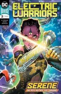 Electric Warriors #3