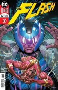 Flash #62 CVR A
