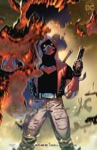 Red Hood Outlaw #30 CVR B