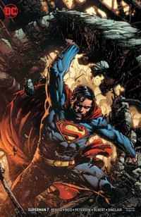 Superman #7 CVR B