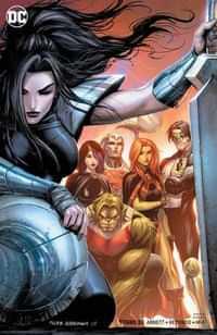 Titans #33 CVR B