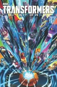 Transformers One-Shot Historia