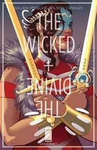 Wicked and Divine #41 CVR B Ganucheau