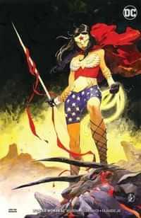Wonder Woman #62 CVR B