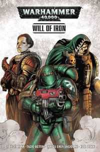Warhammer 40000 TP Will of Iron