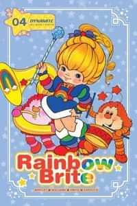 Rainbow Brite #4 CVR B Classic