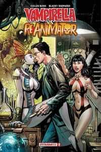 Vampirella Reanimator #2 CVR A Desjardins