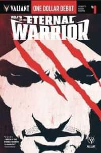 Wrath Eternal Warrior One-Shot One Dollar Debut