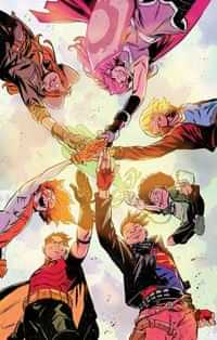 Young Justice #2 CVR B