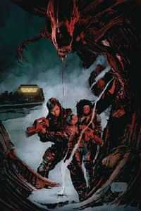 Aliens Resistance #1 CVR A La Torre
