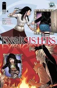 Exorsisters #4 CVR A Lagace