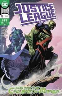 Justice League #16 CVR A