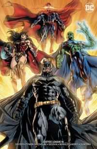 Justice League #16 CVR B
