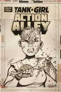 Tank Girl Action Alley #2 CVR C Artist Edition