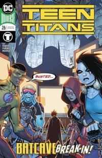 Teen Titans #26 CVR A