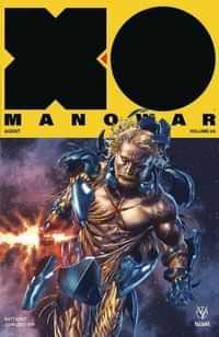 X-O Manowar TP 2017 Agent