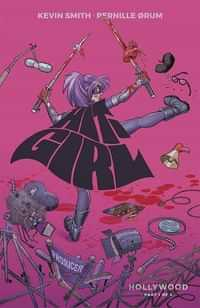 Hit-girl Season Two #1 CVR C Conner