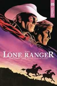 Lone Ranger #5