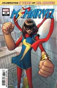 Ms Marvel #38