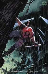 Red Hood Outlaw #31 CVR B