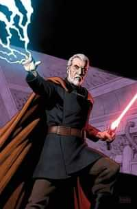 Star Wars Age of Republic One-Shot Count Dooku