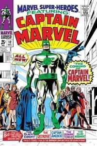 True Believers One-Shot Captain Mar-vell
