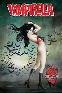 Vampirella Valentines Day Special