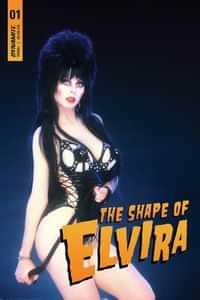 Elvira Shape of Elvira #1 CVR E Photo