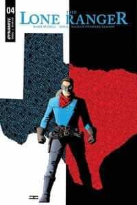 Lone Ranger #4