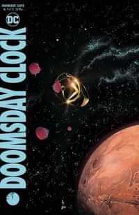 Doomsday Clock #9 CVR A