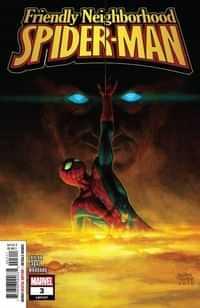 Friendly Neighborhood Spider-Man #3