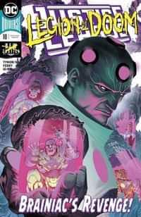 Justice League #18 CVR A