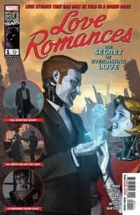 Marvel 80th One-Shot Love Romances