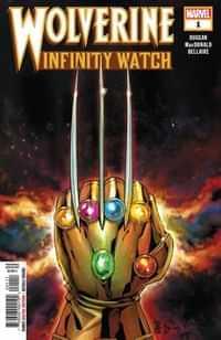 Wolverine Infinity Watch #1