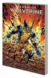 Wolverine TP Return of Wolverine