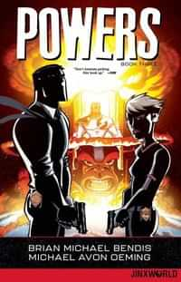 Powers TP Deluxe Edition V3