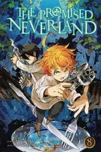 Promised Neverland GN V8