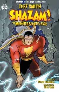 Shazam TP the Monster Society of Evil