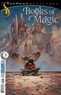 Books of Magic #5