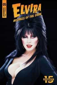 Elvira Mistress of Dark #5 CVR D Photo