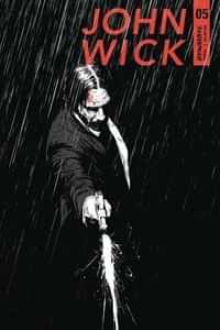 John Wick #5 CVR B McWilliams
