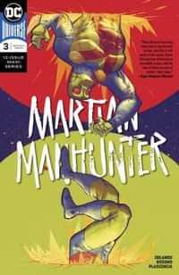 Martian Manhunter #3 CVR A