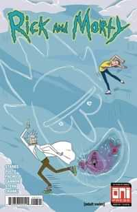 Rick and Morty #47 CVR B Vaughn
